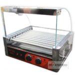 Jual Mesin Panggangan Hot Dog (Hot Dog Grill) MKS-HD10 di Medan