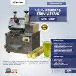 Jual Mesin Pemeras Tebu Listrik (MKS-TB300) di Medan