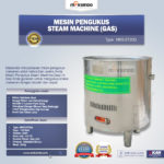 Jual Mesin Pengukus – Steam Machine (Gas) MKS-ST25G di Medan