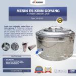 Jual Mesin Es Krim Goyang MKS-55O di Medan