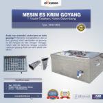 Jual Mesin Es Krim Goyang MKS-100G di Medan