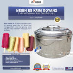 Jual Mesin Es Krim Goyang MKS-55BB di Medan