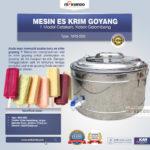 Jual Alat Es Krim Goyang MKS-55G di Medan