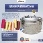 Jual Alat Es Krim Goyang MKS-55GO di Medan