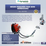 Jual Mesin Pemanen Padi AGR-PPD8 di Medan