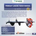 Jual Pembuat Lubang Tanah Manual (AGR-PT61) di Medan