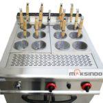 Jual Gas Pasta Cooker With Cabinet MKS-901PC di Medan