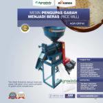 Jual Mesin Pengupas Gabah Menjadi Beras (Rice Mill) di Medan