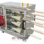 Jual Mesin Chimney Cake Oven MKS-CMY16 di Medan