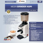 Jual Mesin Grinder Kopi (MKS-GRD80A) di Medan