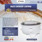 Jual Rice Cooker Listrik MKS-ERC38 di Medan