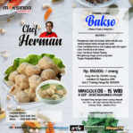 Training Usaha Bakso, Minggu, 9 September 2018