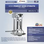 Jual Mesin Pembuat Sosis Otomatis (MKS-ELV10) di Medan