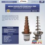 Jual Mesin Chocolate Fountain 6 Tier (MKS-CC6) di Medan