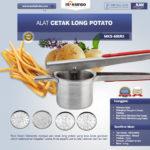 Jual Alat Cetak Long Potato MKS-MER2 Medan