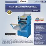 Jual Mesin Cetak Mie Industrial (MKS-350) di Medan