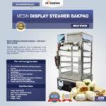 Jual Mesin Display Steamer Bakpao – MKS-DW38 di Medan