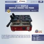Jual Mesin Waffle Bentuk Winnie The Pooh MKS-DOLL4 di Medan