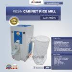 Jual Mesin Cabinet Rice Mill AGR-RM220 di Medan