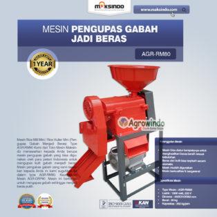 Jual Pengupas Gabah Jadi Beras (RM80) di Medan