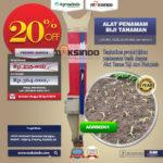 Jual Alat Penamam Biji Tanaman (jagung, Kedelai, Kacang, dll) di Medan