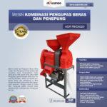 Jual Kombinasi Pengupas Beras dan Penepung RMD8020 di Medan