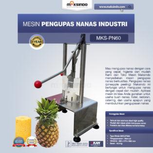 Jual Pengupas Nanas Industri di Medan