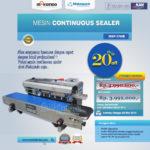 Jual Continuous Band Sealer MSP-770IB di Medan