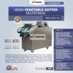 Jual Mesin Vegetable Cutter Multifungsi (Type MVC750) di Medan