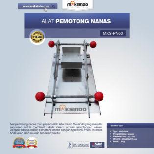 Jual Alat Pemotong Nanas MKS-PN50 Di Medan