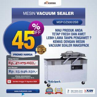 Jual Mesin Vacuum Sealer (DZ500/2SB) di Medan