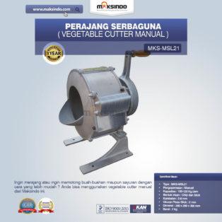 Jual Vegetable Cutter Manual MKS-MSL21 Di Medan