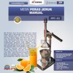 Jual Alat Pemeras Jeruk Manual ARD-J22 Di Medan