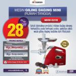 Jual Mesin Giling Daging Mini di Medan