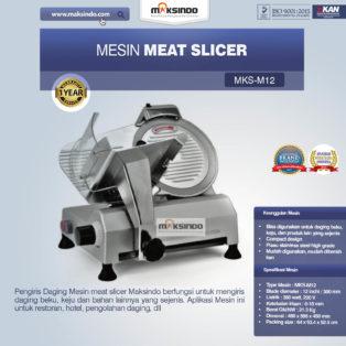 Jual Mesin Meat Slicer (MKS-M12) di Medan