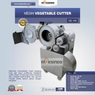 Jual Mesin Vegetable Cutter GE-100 di Medan