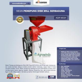 Jual Penepung Disk Mill Serbaguna (AGR-MD24) di Medan