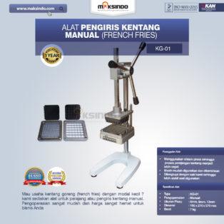 Jual Alat Pengiris Kentang Manual (french fries) di Medan