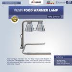 Jual Mesin Food Warmer Lamp MKS-DW240 di Medan