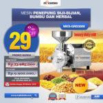 Jual Mesin Penepung Biji-Bijian, Bumbu dan Herbal (GRAIN GRINDER) di Medan