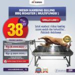 Jual Mesin Kambing Guling BBQ Roaster (GRILLO-LMB11) di Medan
