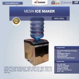 Jual Mesin Ice Maker MKS-IM22 di Medan