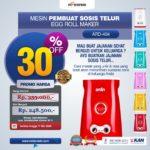 Jual Egg Roll Maker (ARD-303) di Medan