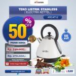 Jual Teko Listrik Stainless (Electrik Kettel) ARD-KT11 di Medan