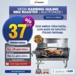 Jual Mesin Giling Daging Mini di Medan