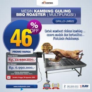 Jual Mesin Kambing Guling BBQ Roaster (GRILLO-LMB22) di Medan