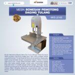 Jual Mesin Bonesaw Pemotong Daging Tulang (MKS-J210S) di Medan