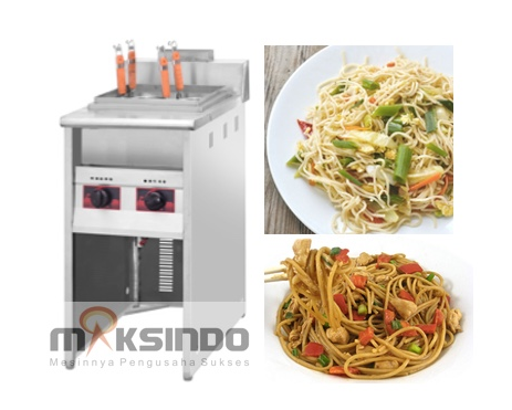 Mesin Pemasak Mie 4 Lubang-maksindo