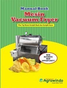 mesin vacum frying 2 maksindo medan