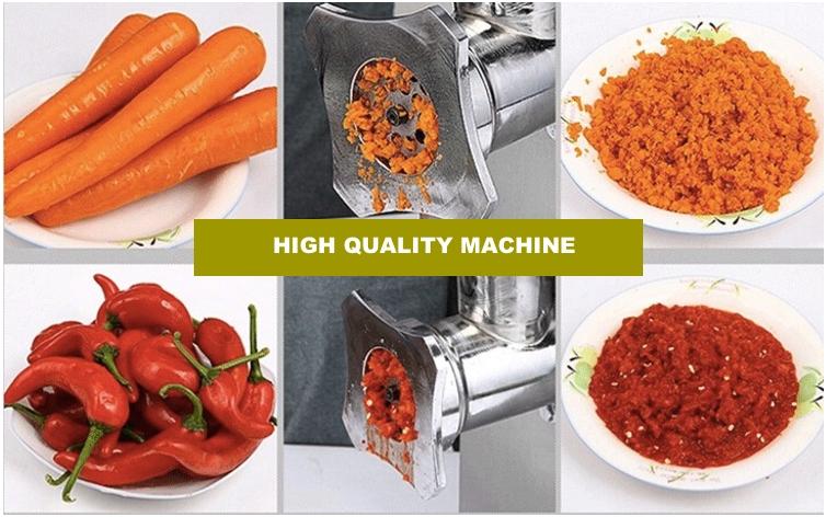 Mesin Giling daging Plus Meat Slicer TMC12-2